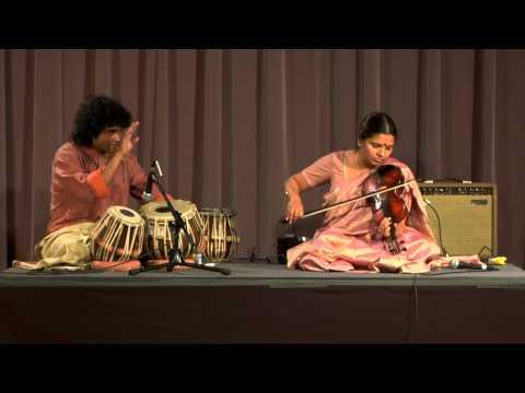Kala Ramnath Introduces the Principles of a Raga: Part I