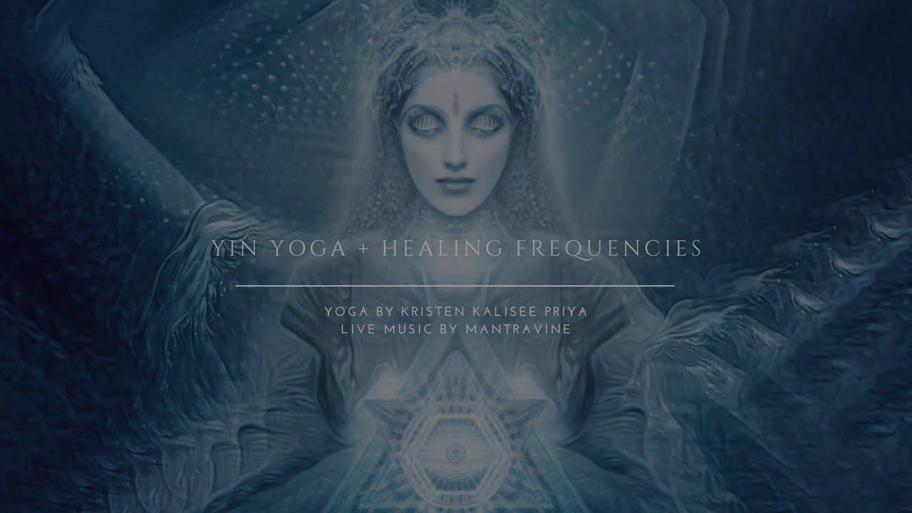 Free Yin Yoga Class with Healing Frequencies