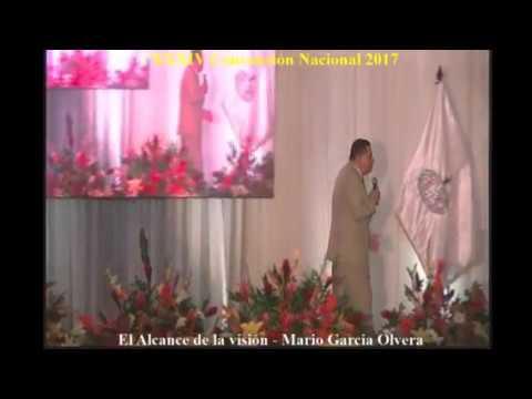 Conferencia El Alcance de La Visión. Mario García Olvera. Taller 2