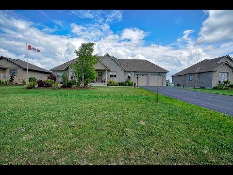 Listowel Real Estate Video | 7829 Colonial Drive | Agent Jim Gordon