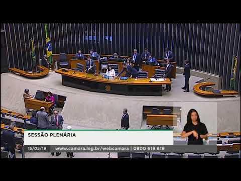 PLENÁRIO - Sessão Deliberativa - 15/05/2019 - 14:00