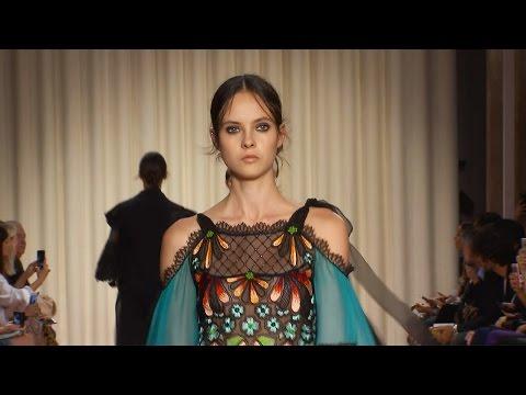 Alberta Ferretti Fashion Show SS 17