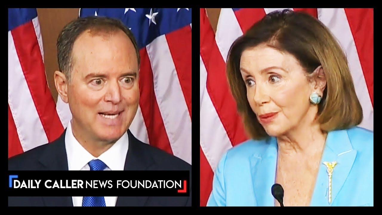 DC Shorts Schiff And Pelosi Double Down On Impeachment