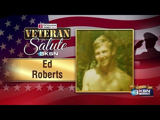 Veteran Salute: Ed Roberts
