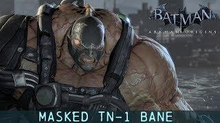 SKIN; Batman; Arkham Origins; Masked TN-1 Bane