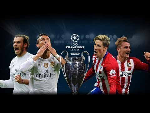 Bán kết Champions League 2017: Real Madrid – Atletico Madrid
