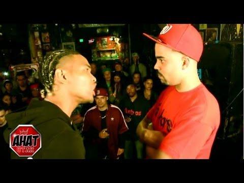 AHAT Rap Battle | Emerson Kennedy vs Lefty 2 Gunz