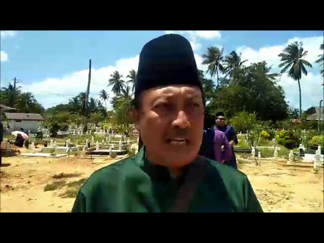 Belangsungkawa Paksu Man : Ucapan Faizal Said, YDP PSSCMNS