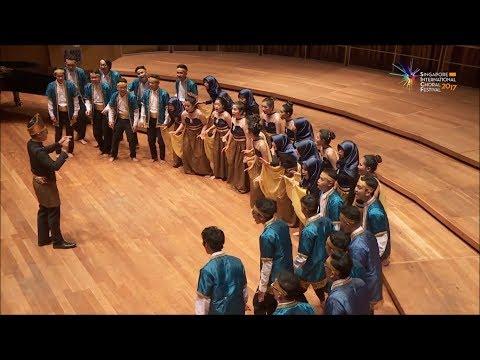 PSMT UNDIP - Hela Rotan (Ken Steven) | 4th Singapore International Choral Festival 2017