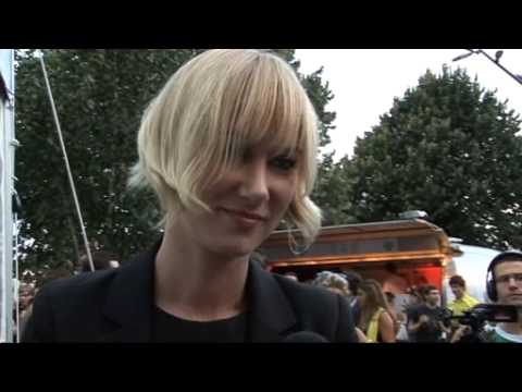 Kimberly Stewart reveals her West End dreams