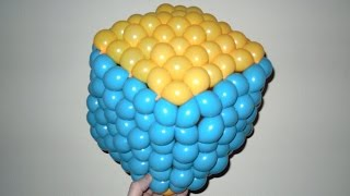 Мебель из шариков