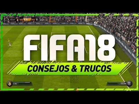 LO QUE DEBES SABER DE FIFA 18!!! (TRUCOS & CONSEJOS)