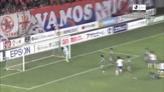 ナビスコカップ予選リーグ第7節 松本山雅FC×アルビレックス新潟のハイラ...