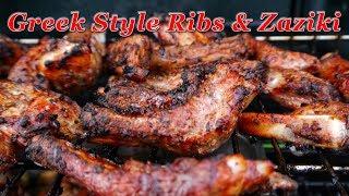 #330: Greek Style Ribs & Zaziki