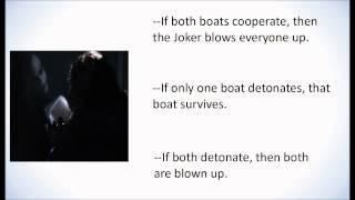 Dark Knight Game Theory (Part 3): Boat Scene Prisoner