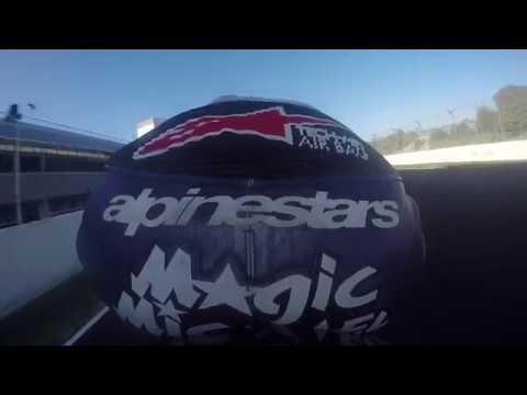 Onboard Lap of Jerez with Michael van der Mark