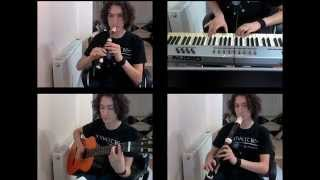 Samon Acoustic (Eluveitie Cover) - Onur Ates