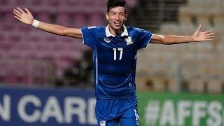Thailand vs Myanmar: AFF Suzuki Cup 2014 Highlights