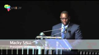 Opening Ceremony of the Summit Africities 6 - Dakar 2012