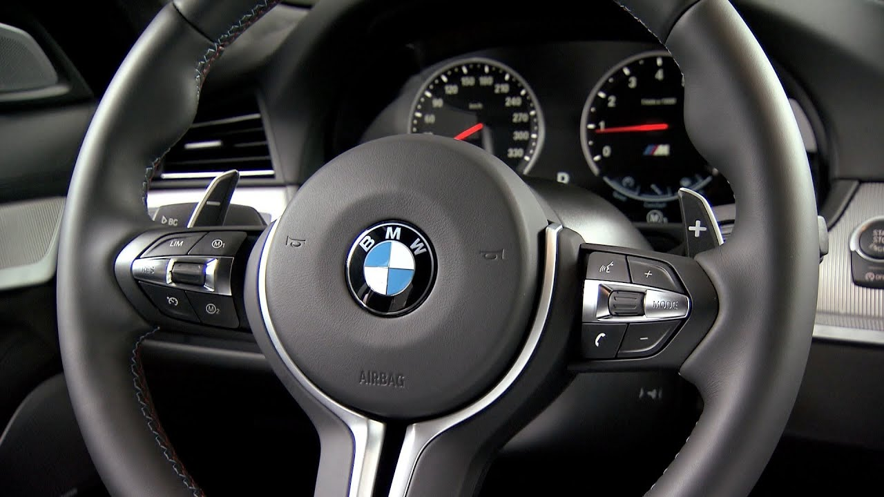 2014 Bmw M5 Competition Package Interior Youtube