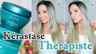 Resenha Therapiste Kerastase mascara por Bia Munstein