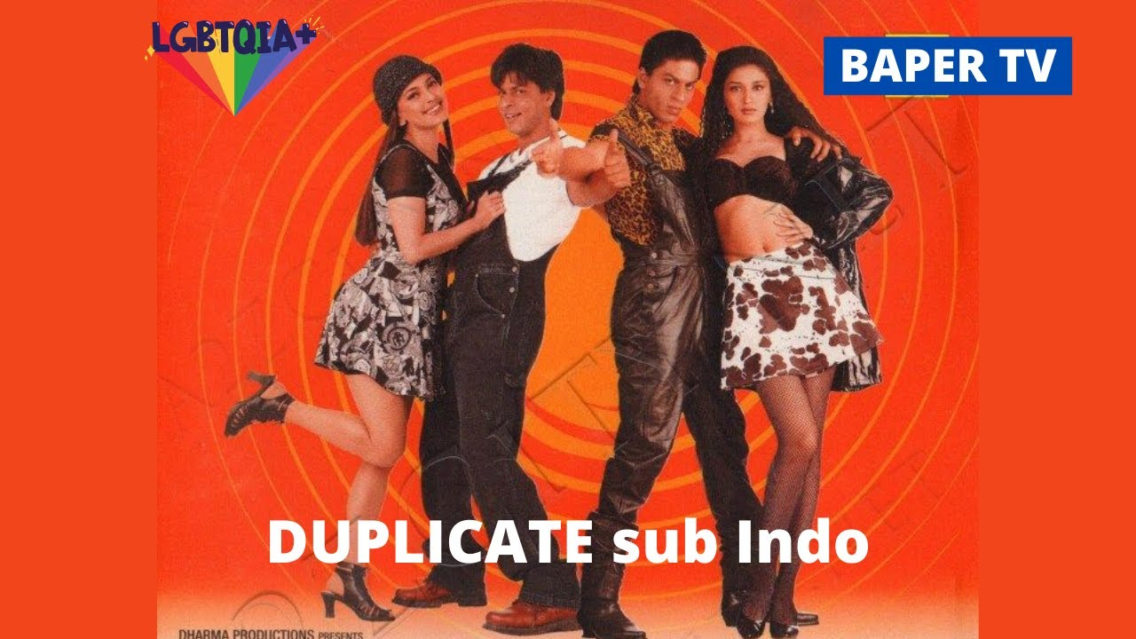 Download DUPLICATE Sub Indonesia | shah rukh khan Aktion Movie | PART 1