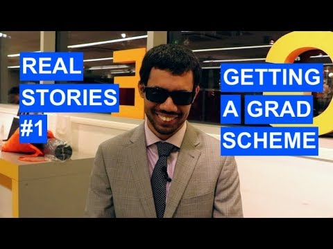 Real Stories Ep 1 - Naqi - Getting a Grad Scheme as an International Student