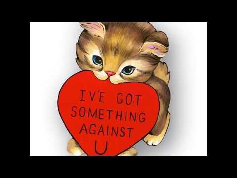 Snarky Kitty Valentine Art by Casey Weldon