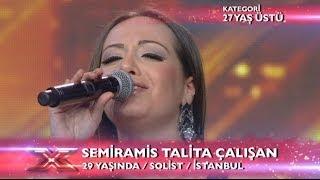 Semiramis Talita Çalışan - Kardanadam Performansı