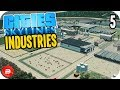 Cities: Skylines Industries - 5⭐ Farm Industry #5