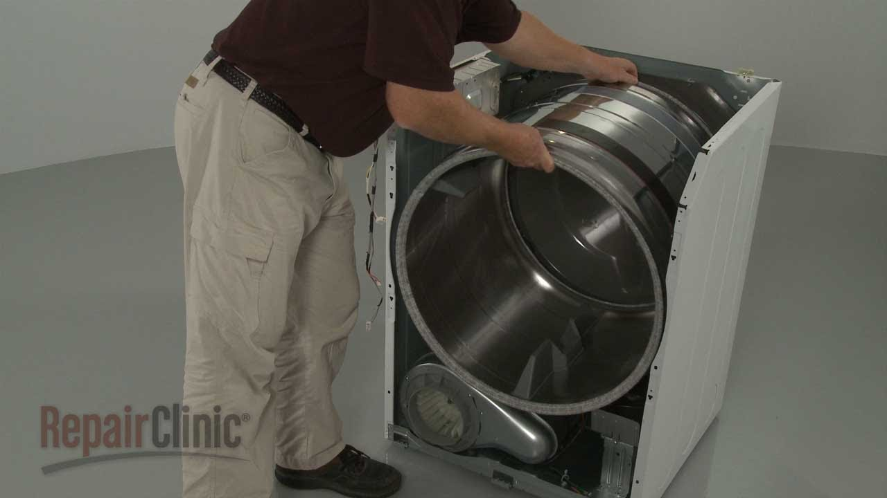 Dryer Drum Assembly Replacement Samsung Dryer Repair