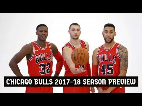 Chicago Bulls 2017-18 Season Preview!
