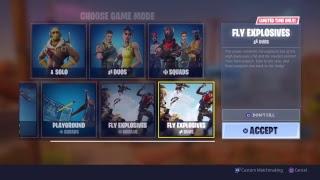 Fornite battle royale New mode!!