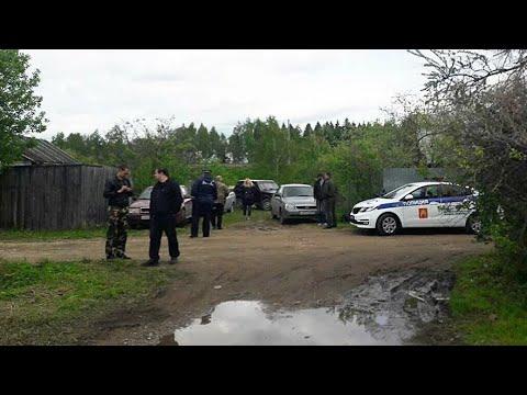 Пять человек погибли в перестрелке в Ростовской области