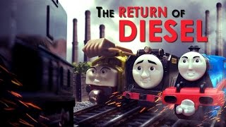 Shadows on the Mainland | Return of Diesel #1 | Thomas & Friends