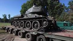 LIVE STREAM INSIDE T-34-85 Tank Rudy 102