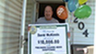 PCH October 8th $10,000 Winner: David McKinnis, Odessa, TX~