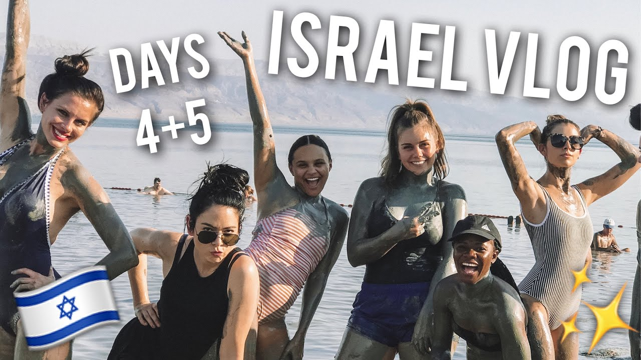 WE CROSSED INTO THE GAZA STRIP...|| Israel Vlog Days 4+5