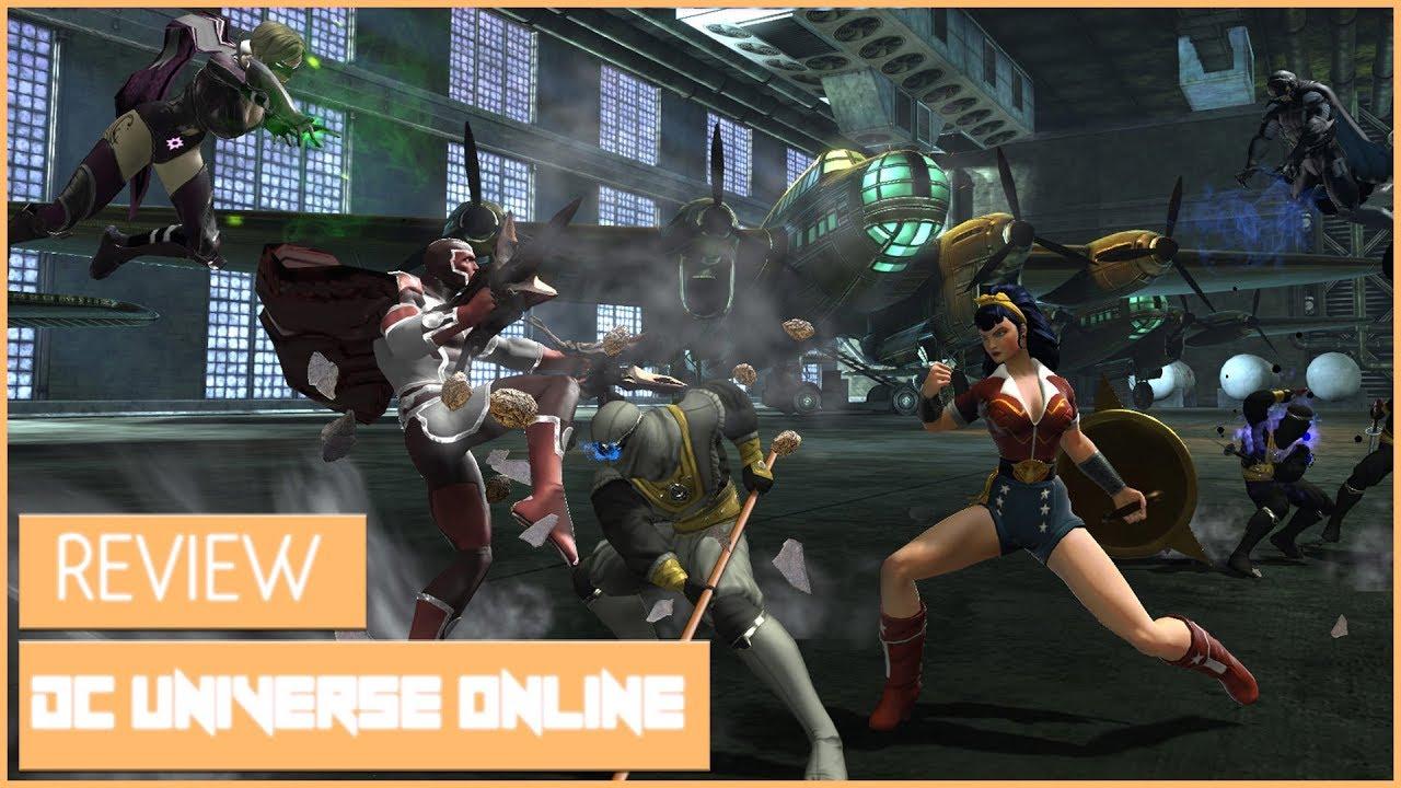 dc universe mac download free