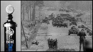 Operation Barbarossa, Windrush Generation and more   British Pathé Archive Picks
