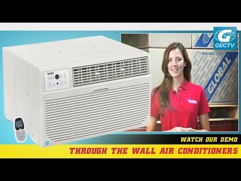Through The Wall Air Conditioners Youtube