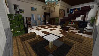 minecraft interior casa simples beta