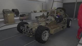 GTA 5 Online - Gunrunning - Dune FAV Buggy