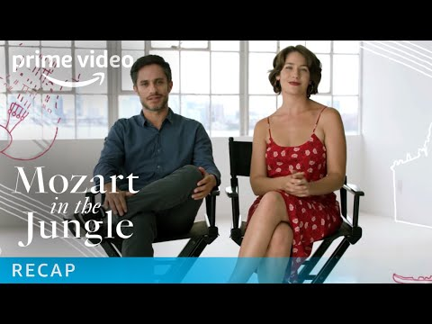 Mozart in the Jungle - Corset Practice | Prime Video from YouTube · Duration:  42 seconds
