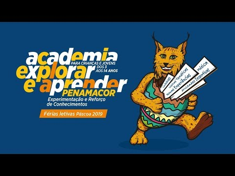Academia  Explorar e Aprender / Férias letivas Páscoa 2019 / Penamacor