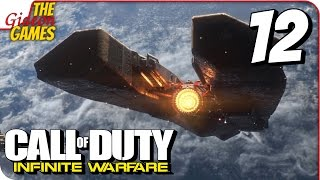 Прохождение Call of Duty: Infinite Warfare #12 ➤ МАРС ВЕЧЕН, НОЖ МНЕ В ПЕЧЕНЬ!
