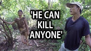 'My brother could kill anyone' | Tarzan Documentary (4 of 11)