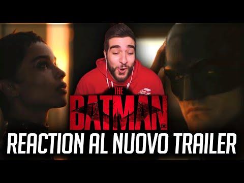 THE BATMAN - REACTION al NUOVO TRAILER del DC FANDOME