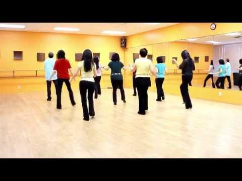 Oh Judy - Line Dance (Dance & Teach in English & 中文)