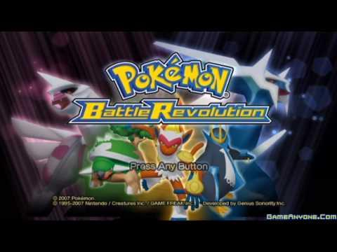 Pokemon Battle Revolution Playthrough (Pt. 1)